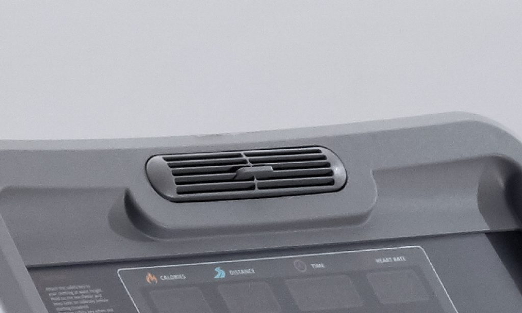 Adjustable Fan Feature