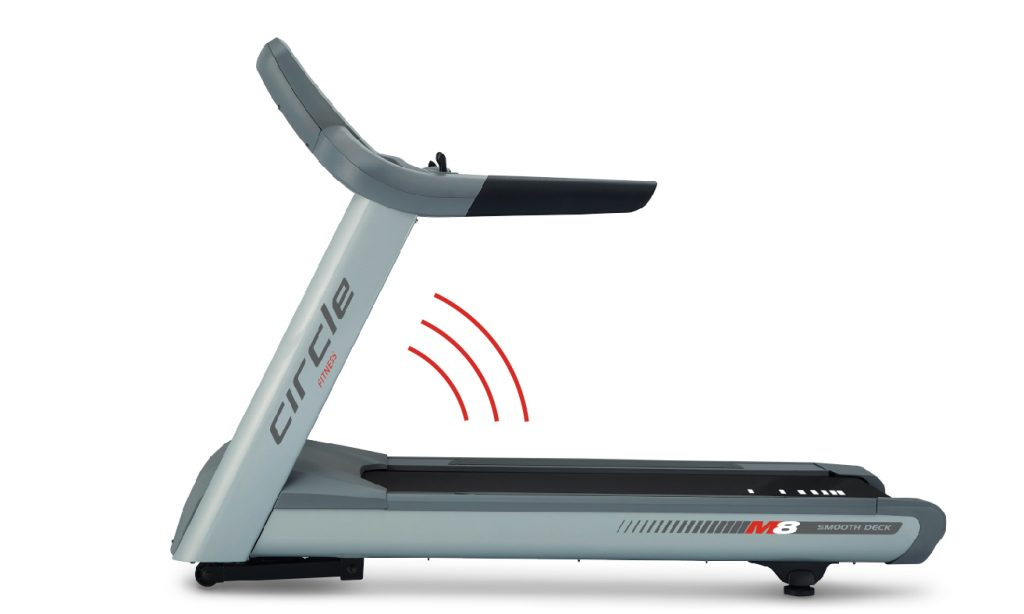 M8 Treadmill Safety Stop