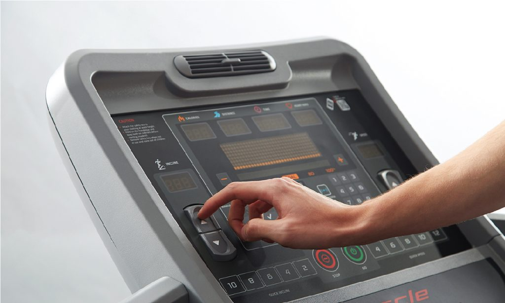 Standard Console Durable Speed & Inline Adjust Button